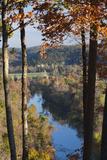 Hobbs State Park Conservation Area, War Eagle, Arkansas, USA Fotodruck von Walter Bibikow