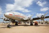 Lockheed L-049 'Constellation', Tucson, Arizona, USA Photographic Print by Jamie & Judy Wild