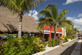 Puerta Maya Shopping Area, Cozumel, Mexico Photographic Print by Michel Benoy Westmorland