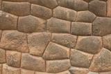 Wall of Inca Stones, Chinchero, Peru Photographic Print by John & Lisa Merrill