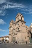 Church of La Compania De Jesus, Cuzco, Peru Photographic Print by John & Lisa Merrill