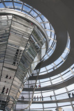 Bundestag, Berlin, Germany Photographic Print by Inger Hogstrom