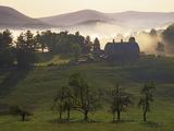 Farm, Giles County, Virginia, USA Photographic Print by Charles Gurche