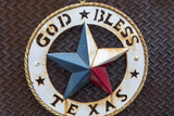 Lone Star of Texas, John Mueller Meat Company, Austin, Texas, USA Photographie par Chuck Haney