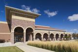The McGovern Legacy Museum, Mitchell, South Dakota, USA Photographic Print by Walter Bibikow