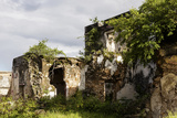 Ruins in Quirmbas National Park, Ibo Island, Morocco Photographic Print by Alida Latham