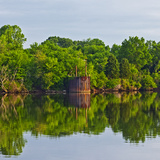 Sailing Along the Tennessee River, Tennessee, USA Photographic Print by Joe Restuccia III