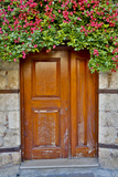 Doorway in Antalya, Turkey Photographic Print by Darrell Gulin