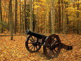 Cannon at Yorktown, Colonial National Historical Park, Virginia, USA Photographic Print by Charles Gurche