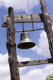 Bell at Hubbell Trading Post Ganado, Arizona, USA Photographic Print by Julien McRoberts