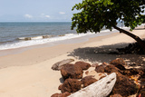 View of the Ocean on the Gulf of Guinea, Libreville, Gabon Photographic Print by Alida Latham