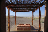 Private Verandah with View, Okahirongo Elephant Lodge, Puros, Namibia Photographic Print by Kymri Wilt