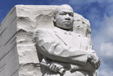 Martin Luther King Jr, Memorial Statue, Washington DC, USA Photographic Print by  Jaynes Gallery
