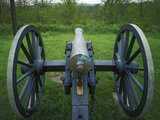 Cannon, Wilson's Creek National Battlefield, Missouri, USA Photographic Print by Charles Gurche