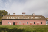 Scout's Rest Ranch, North Platte, Nebraska, USA Photographic Print by Walter Bibikow