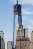 Manhattan City Skyline, New York, New York, USA Fotodruck von Cindy Miller Hopkins