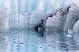 Close-Up of Margerie Glacier, Glacier Bay National Park, Alaska, USA Photographic Print by  Jaynes Gallery
