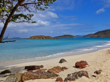 Cinnamon Bay on the Island of St. John, Us Virgin Islands Photographic Print by Joe Restuccia III