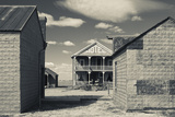 Hotel, 1880 Town, Pioneer Village, Stamford, South Dakota, USA Photographic Print by Walter Bibikow