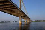 Alton Bridge over the Mississippi River, Illinois, USA Photographic Print by Joe Restuccia III