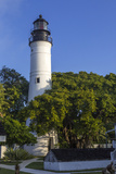 Lighthouse in Key West Florida, USA Photographic Print by Chuck Haney