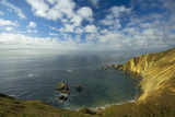 Sea Lion Overlook, Point Reyes National Seashore, California, USA Photographic Print by Charles Gurche