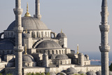 The Blue Mosque, Istanbul, Turkey Photographic Print by Matt Freedman