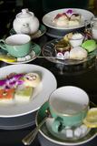 Grand Hotel Traditional Tea, Mackinac Island, Michigan, USA Fotografie-Druck von Cindy Miller Hopkins