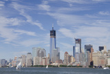 Manhattan City Skyline, New York, New York, USA Photographic Print by Cindy Miller Hopkins