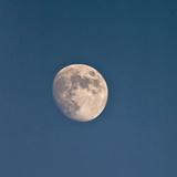 The Moon from Peoria, Illinois, USA Photographic Print by Joe Restuccia III