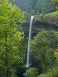 South Falls, Silver Falls State Park, Oregon, USA Photographic Print by Charles Gurche