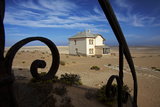 Manager's House, Kolmanskop Ghost Town, Near Luderitz, Namibia Photographic Print by David Wall