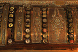 Antique Brass Cash Register, Maine, USA Photographic Print by Joanne Wells