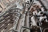 Strasbourg Cathedral, Strassbourg, Alsace, France Fotodruck von Cindy Miller Hopkins