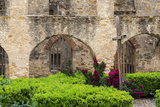 Mission San Jose in San Antonio, Texas, USA Photographic Print by Chuck Haney