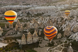 Sunrise Balloon Flight, Cappadocia, Turkey Photographic Print by Matt Freedman
