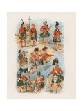 "42nd Royal Highlanders ""The Black Watch"" Giclee Print by Henry A. Payne"