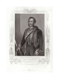 Portrait of James Brudenell, Earl of Cardigan Giclee Print by D.j. Pound