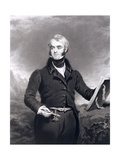 William Brockedon (1787-1854), 1834 Giclee Print by C. Turner