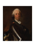 Portrait of Charles Stuart, the Young Pretender, 1748 Giclee Print by Louis M. Tocque