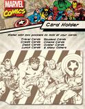 Marvel Heroes Card Holder Wallet Wallet