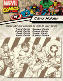 Marvel Heroes Card Holder Novelty