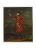Portrait of General Wolfe (1727-59) Giclee Print by J.s.c. Schaak