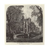 Middle Temple Hall from Fountain Court Giclee Print by C.O. Murray