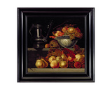 Still Life with Fruit, 1627 Lámina giclée por Jan Davidsz. de Heem
