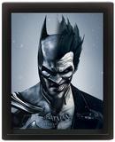 Batman Arkham Origins - Batman/Joker Affiches