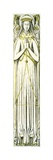 Lady Isabel Neville, Alabaster Effigy from the Smythe Tomb, St. Peter's Church, Elford,… Giclee Print by Edward M. Richardson