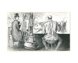 Our Decadents, C.1850-88 Giclee Print by George L. Du Maurier