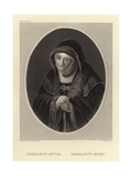 Rembrandt's Mother Giclee Print by Rembrandt Harmensz. van Rijn