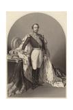 Louis-Napoleon Bonaparte Giclee Print by D.j. Pound